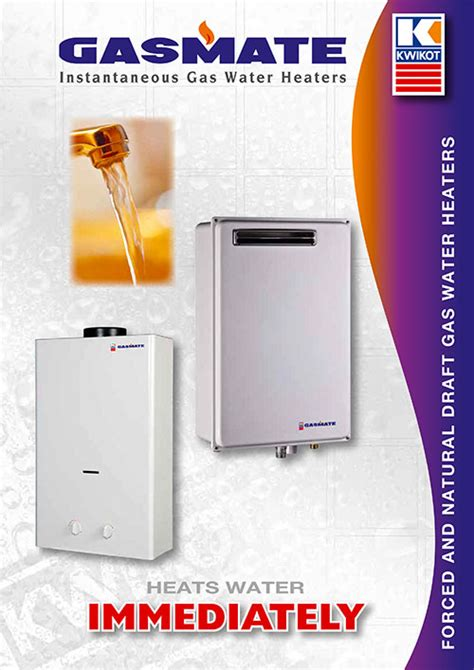Kwikot Prisma Water Heater Myz Appliances by Eddlesgas Amp Tackle Kwikot 20lt Min Water Heater