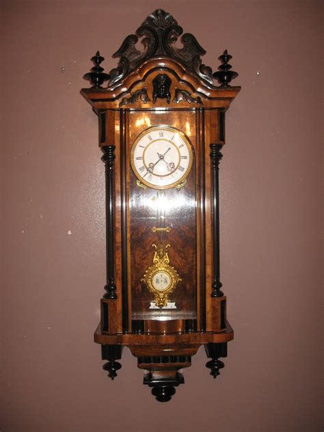 antique wall clocks online vienna wall clock 256783 sellingantiques co uk