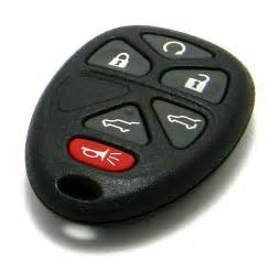 2007 Cadillac Escalade Key Fob 2007 2009 Cadillac Escalade Key Fob Remote 6 Button Remote