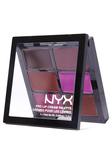 Nyx Terbaru nyx pro lip palette the pinks daftar harga terbaru