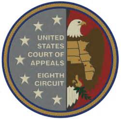 united states courts of appeals map map of united states court of appeals for the eighth