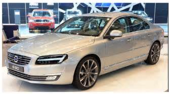 Volvo S80 Price 2018 Volvo S80 Redesign And Performance 2017 2018 New