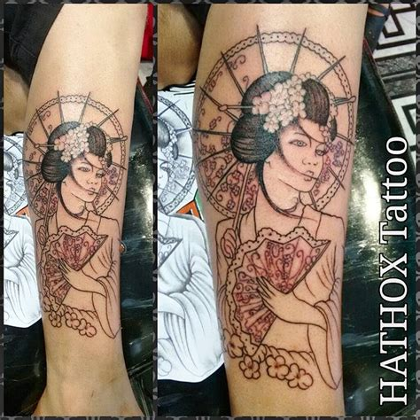 tattoo oriental gueixa gueixa free hand pictures to pin on pinterest tattooskid