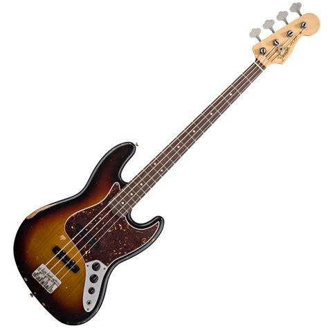 Bass Fender Jazz Sunbers fender road worn 60s jazz bass 3 colour sunburst dv247
