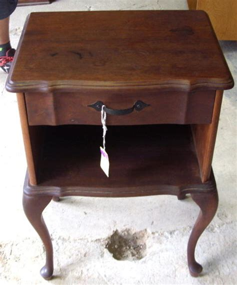 cabinets teak linen fold bedside cabinet with drawer and