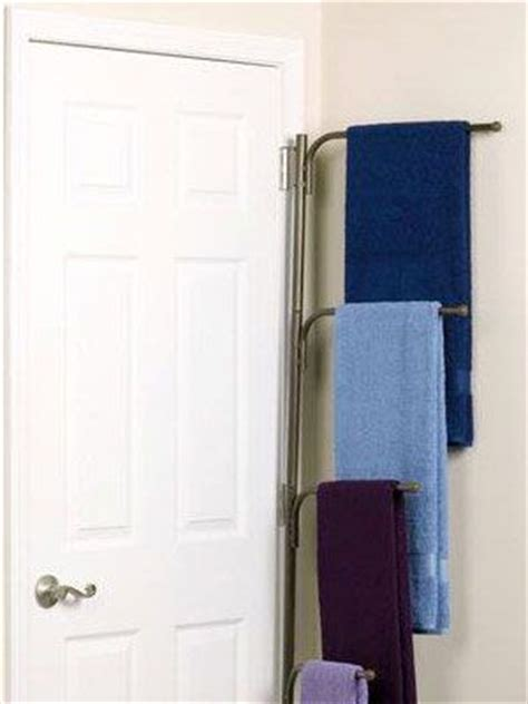 bathroom door hinge towel rack pinterest discover and save creative ideas