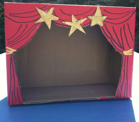 how to make stage curtains 10 fun shoebox projects to do with your kids my kids