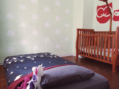 peralihan dari boks bayi ke tempat tidur biasa