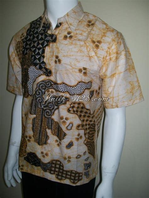 Kemeja Hem Batik Pria Lengan Panjang 121 99 gambar gambar kain batik sulawesi dengan batik
