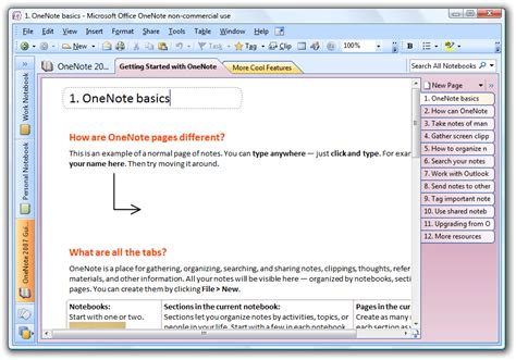 Microsoft Office Onenote by Onenote Keepcatalog
