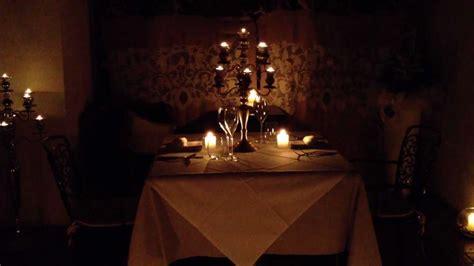 ristorante lume di candela cena a lume di candela nel prive 232 di albereto