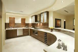 Interior Of Kitchen by Home Kitchen Design Display Interior Exterior Plan