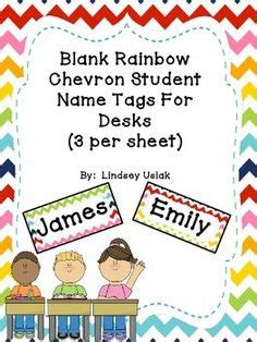 Pinterest The World S Catalog Of Ideas Student Name Tags For Desks