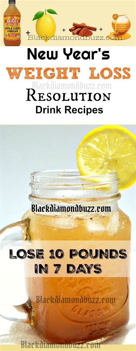 Weight Loss Detox Drink Before Bed by Apple Cider Vinegar Detox Drink Recipe Honey Cinnamon