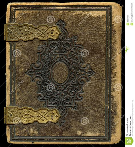 Cover Book Motif antique book cover stock photo image of knowledge