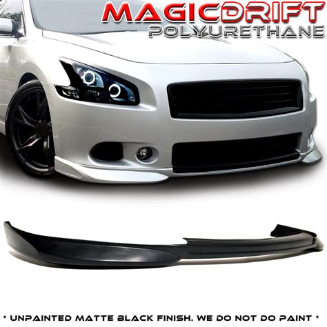 nissan maxima bumper fits all 2009 2014 nissan maxima st style front
