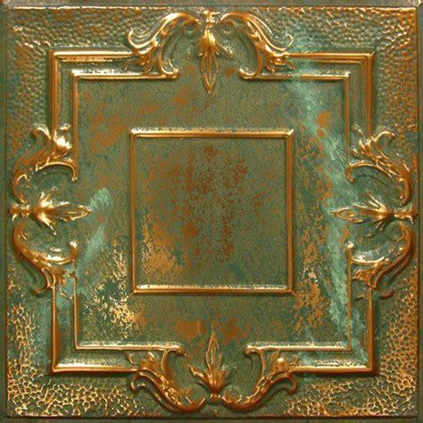 copper ceiling tiles phi mu
