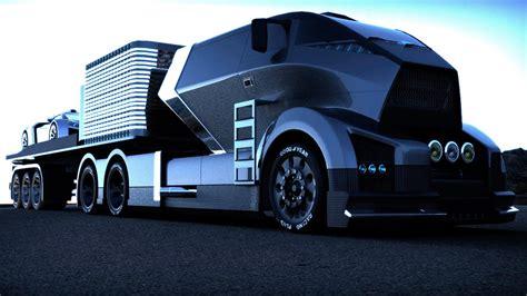 Concept Trucks by Black Hawk Future Truck Concept Truks