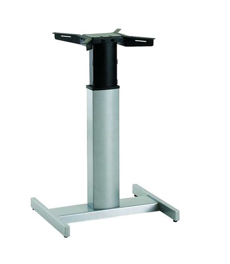 Conset 501 19 Sit Stand Adjustable Desk Frame Uk