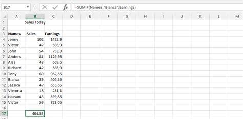 tutorial excel sumif best excel tutorial sumif function ten different ways