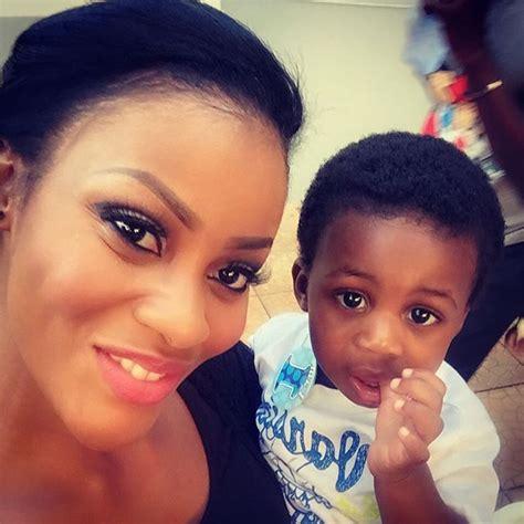 chris okagbue nollywood actor birthday photos bellanaija 5 aww nollywood actress damilola adegbite shares cute