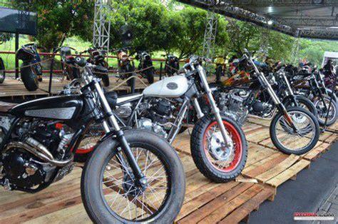 Berapa Lu Tembak Motor berapa lama indonesia bisa bikin motor kustom khas