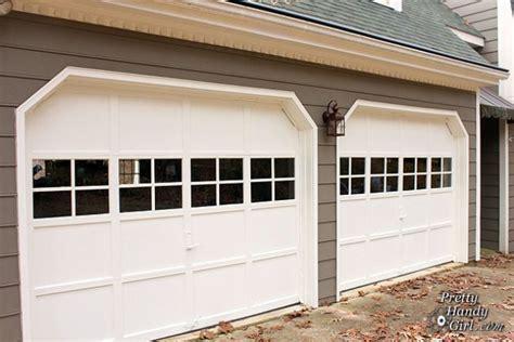 5 How To Make Over Your Garage Door Ideas Tip Junkie Add Windows To Garage Door