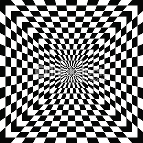 ilusiones opticas tumblr checkered optical illusion vector art thinkstock