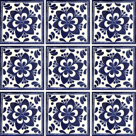 Kitchen Ceramic Canisters by Talavera Tile Collection Talavera Tile