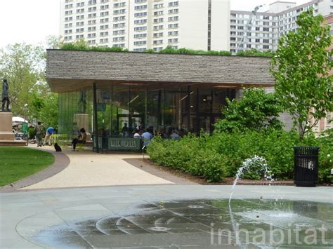 Backyard Cafe Green Park Photos Cities Park Green Roofed Cafe Is A