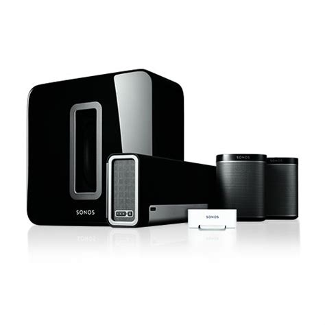 sonos 5 1 wireless home theater system with free bridge