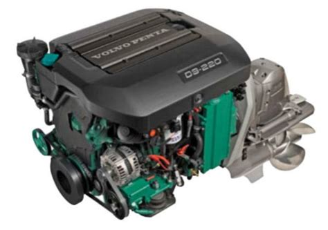 volvo penta  inboard diesel control system  engine test reviews  specs fast