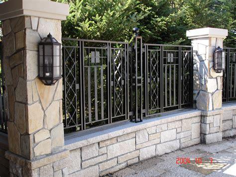 pagar rumah minimalis gambar rumah idaman