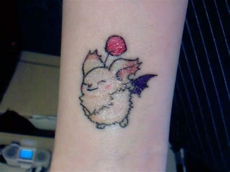 moogle tattoo 57 best a really big commitment images on