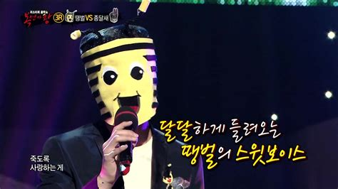 dramanice king of masked singer king of masked singer 복면가왕 now i m tired ddaeng bul