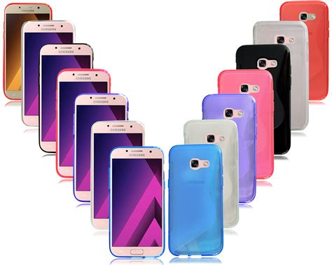 Original Ipaky Samsung Galaxy A5 2017 A520 Slim Hybird for samsung galaxy a5 2017 a520 new gel silicone rubber black phone cover ebay