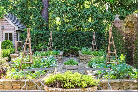 kitchen garden design ideas my dream potager with stone raised beds potager