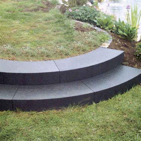 runde betonsteine blockstufen halbrund mischungsverh 228 ltnis zement