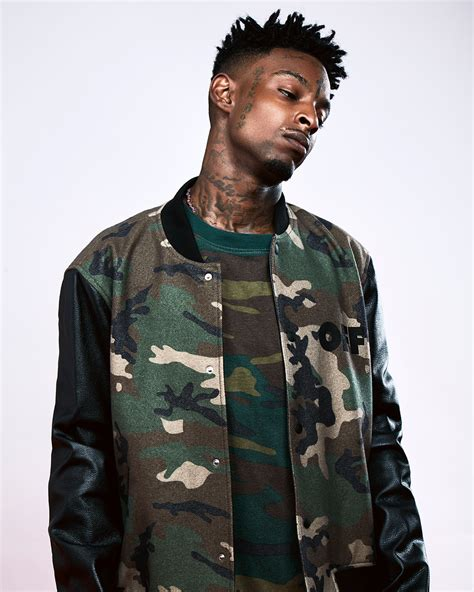 Pop Up House Usa by 21 Savage Stars In Lookbook Modeling Virgil Abloh S Off