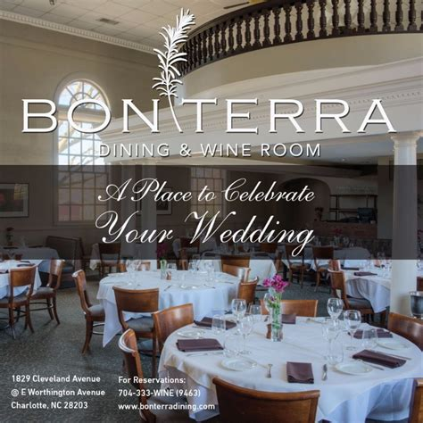 bonterra dining and wine room bonterra dining wine room in nc dirona awarded
