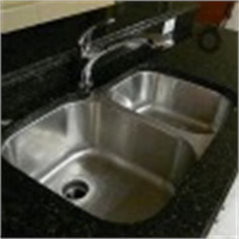 how to disinfect stainless steel kitchen sink 30 kitchen cleaning hints to this chore easier