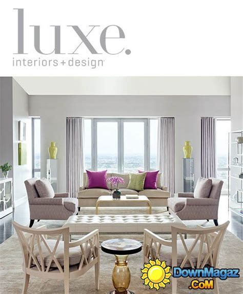 luxe home interior luxe interior design national edition summer 2013 187 pdf magazines magazines