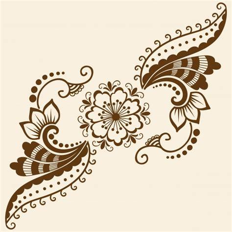 henna tattoo designs eps mehndi vectors photos and psd files free