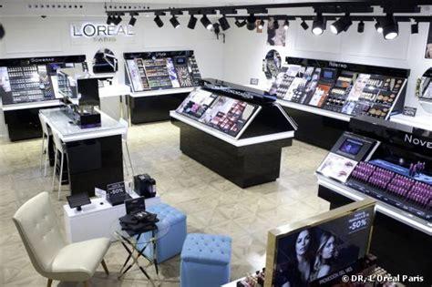 Shoo Loreal flagship store madrid l or 233 al