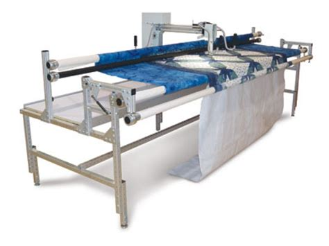 Innova Longarm Quilting Machine by Abm International Innova Longarm Quilting Machine