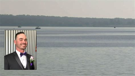boat crash lake thunderbird authorities continue to search for man s body following