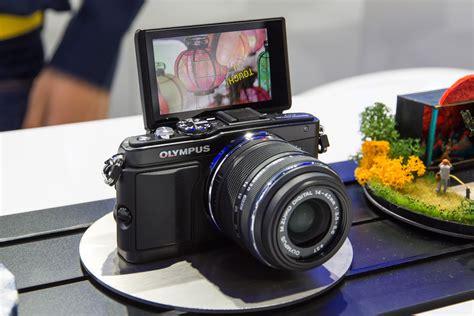 Kamera Olympus Pen Mini E Pm2 olympus auf der photokina 2012 news dkamera de das digitalkamera magazin