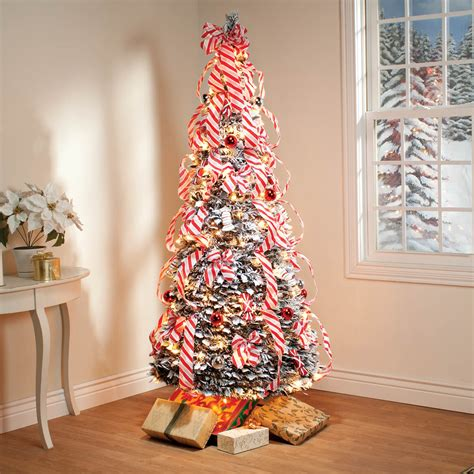 xmas trees frosted pull up 6 ft frosted pull up tree trees kimball