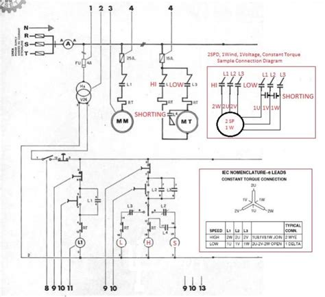 two sd single phase motor wiring diagram single pole