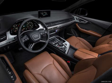 interior layout of audi q7 audi q7 price in pakistan new model specs features review